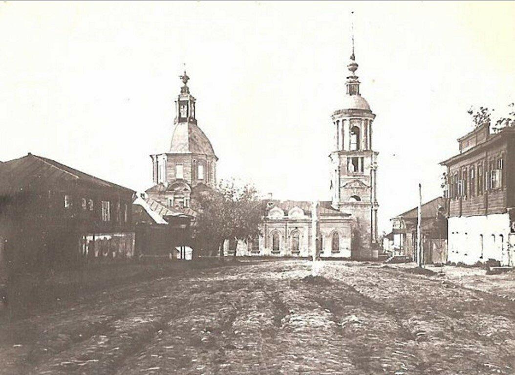 Казанская церковь на Ряжской улице