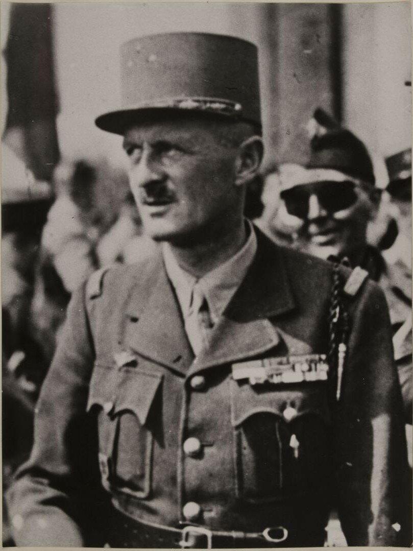 26 августа. Портрет генерала Жака Филиппа Леклерка