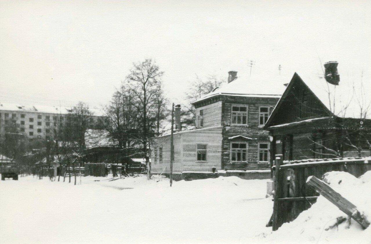 1960. Улица Благуша