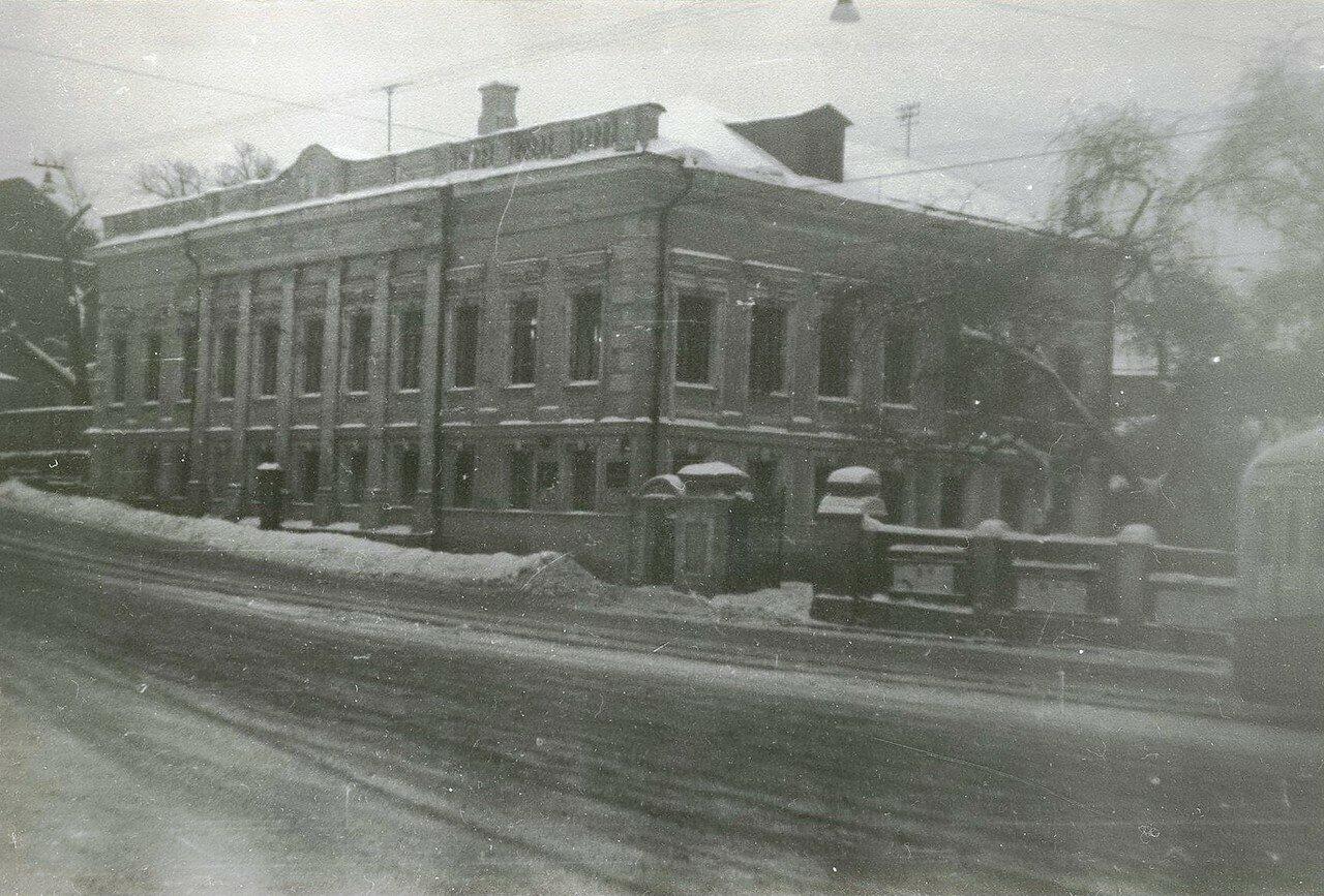 1962. Улица Интернациональная, 6