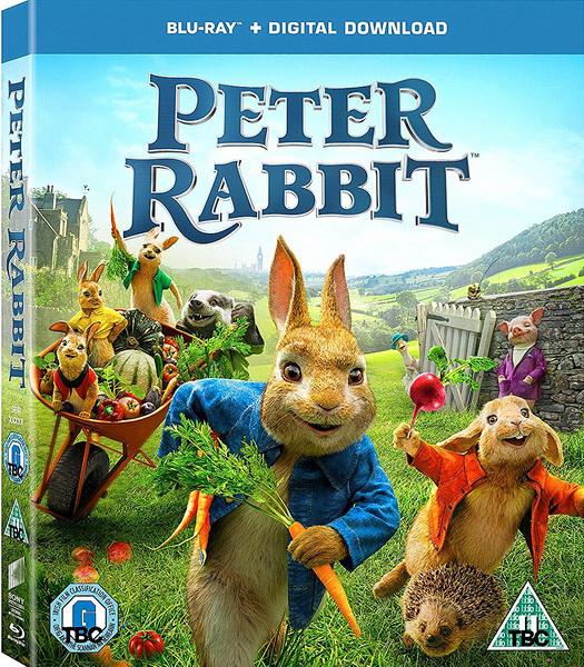 Кролик Питер / Peter Rabbit (2018/BDRip/HDRip)