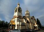 Храм Святого Владимира на Виноградной горе в Сочи