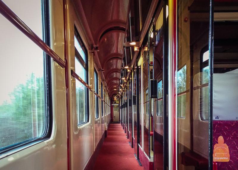 Едем в Белград на поезде