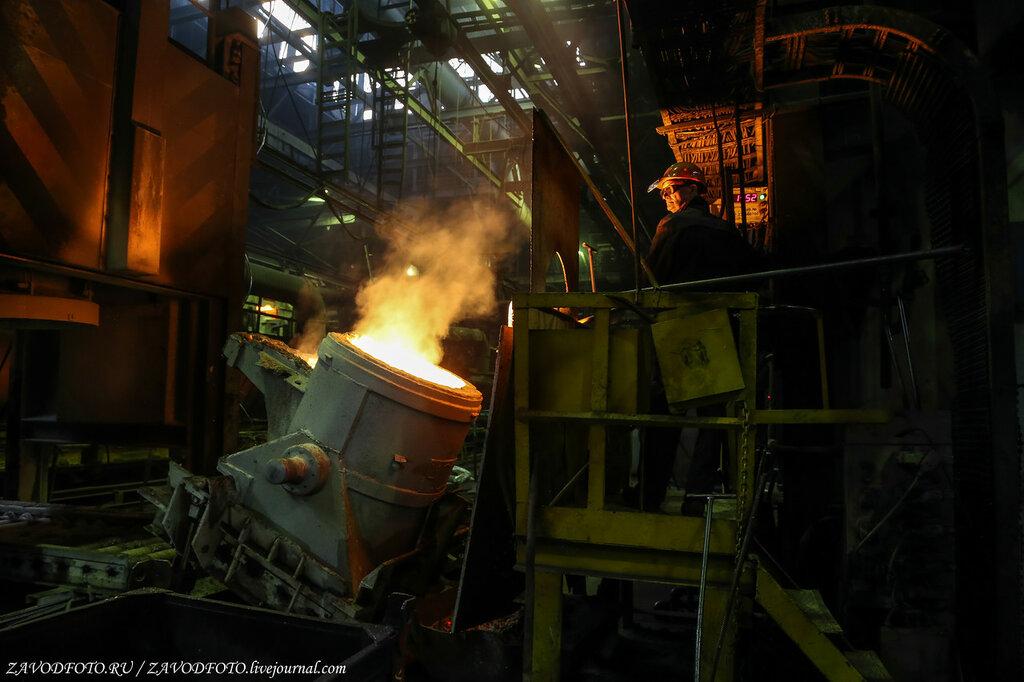 Литейный завод КАМАЗ