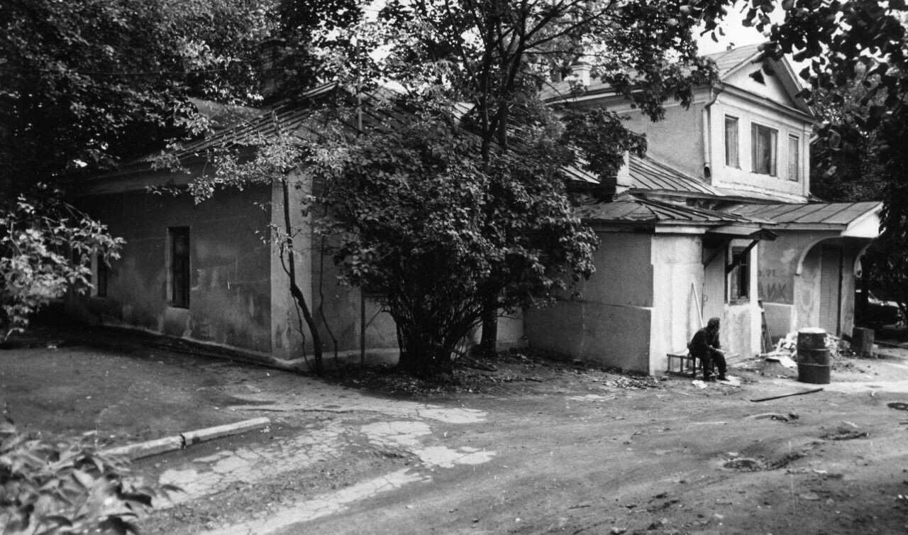 Ушедшая Москва 1970х, переулок, Большая, Казачий, Полянка, Мароновский, строение, Ордынка, двора, Погорельского, Церковь, Марона, Пустынника, Старых, Панех, Бабьем, городке