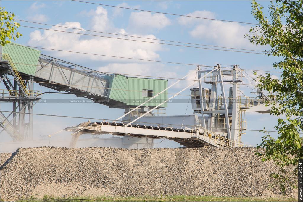 Кунарский карьер цементного сырья Сухой Лог