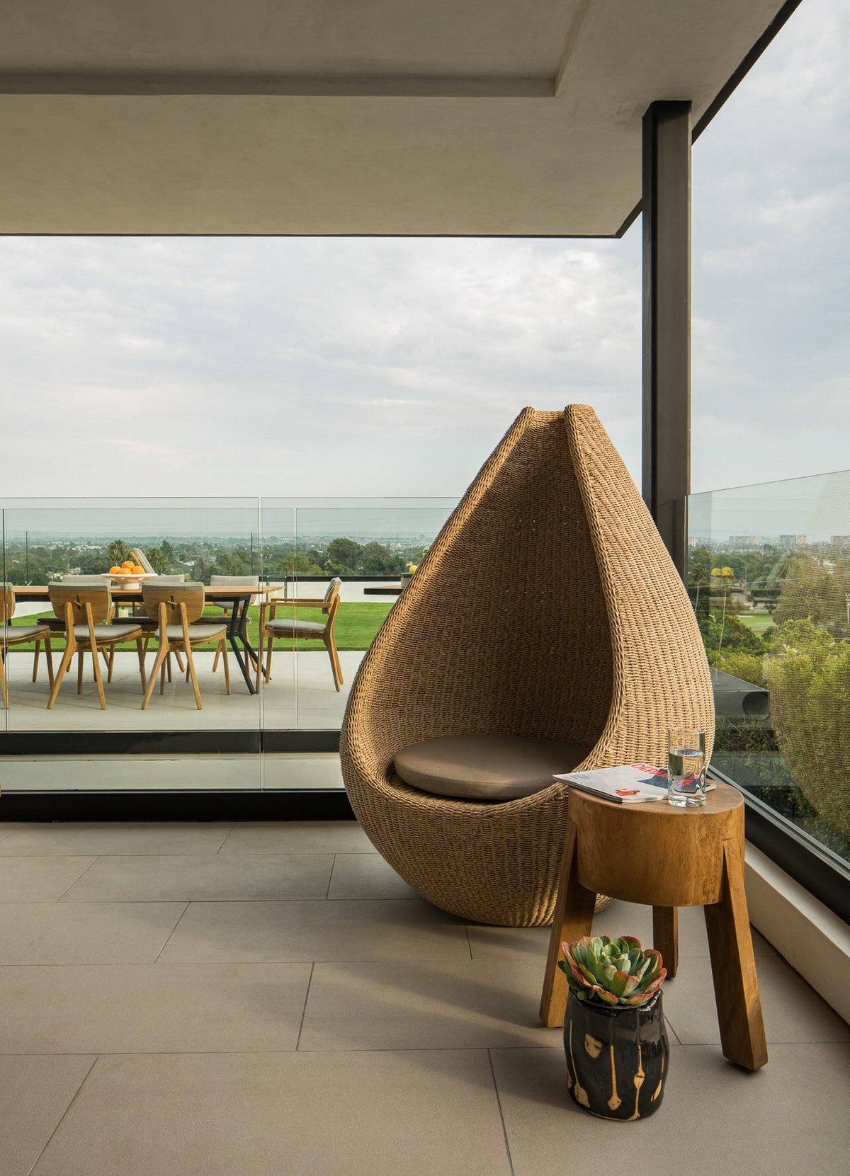 Современный дом в Санта-Монике