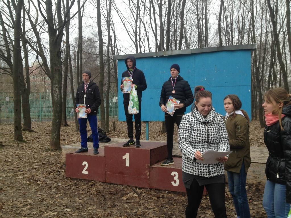 Кораблинские легкоатлеты приняли участие в областных соревнованиях