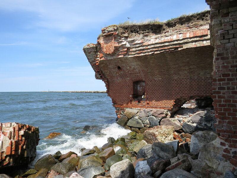 форт Западный - казематы _5
