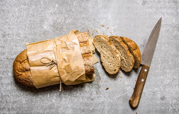 Блюда из сухого хлеба рецепты с фото