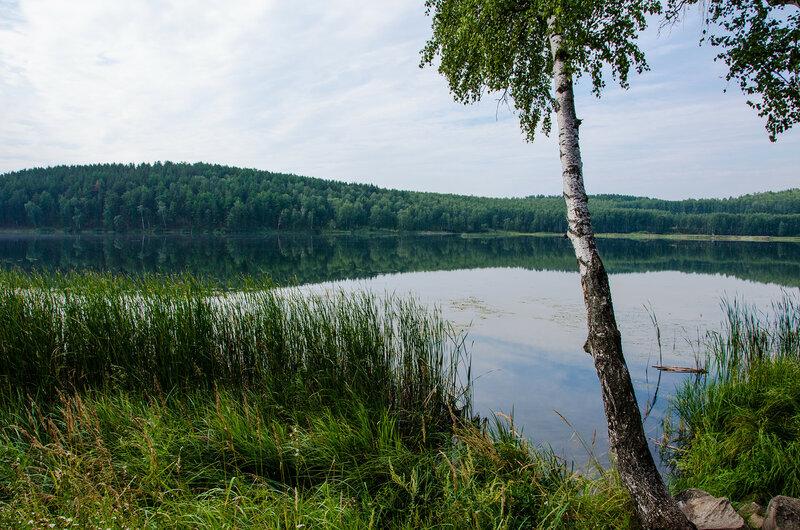 Озера! Все они жемчужины нашего Урала