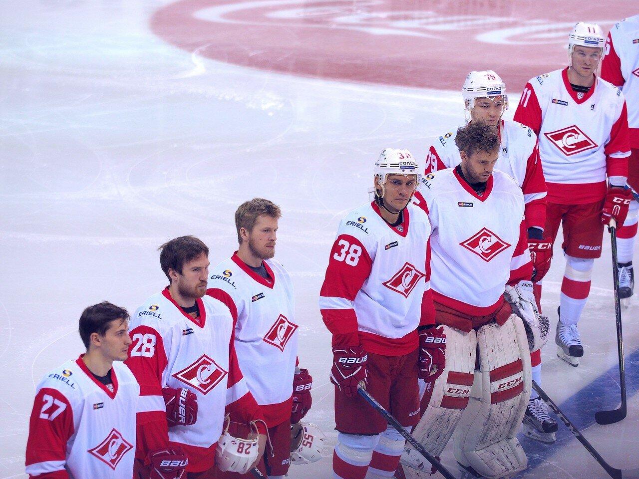 58Металлург - Спартак 13.01.2017