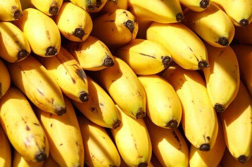 В Испании нашли 900 кг кокаина в партии бананов