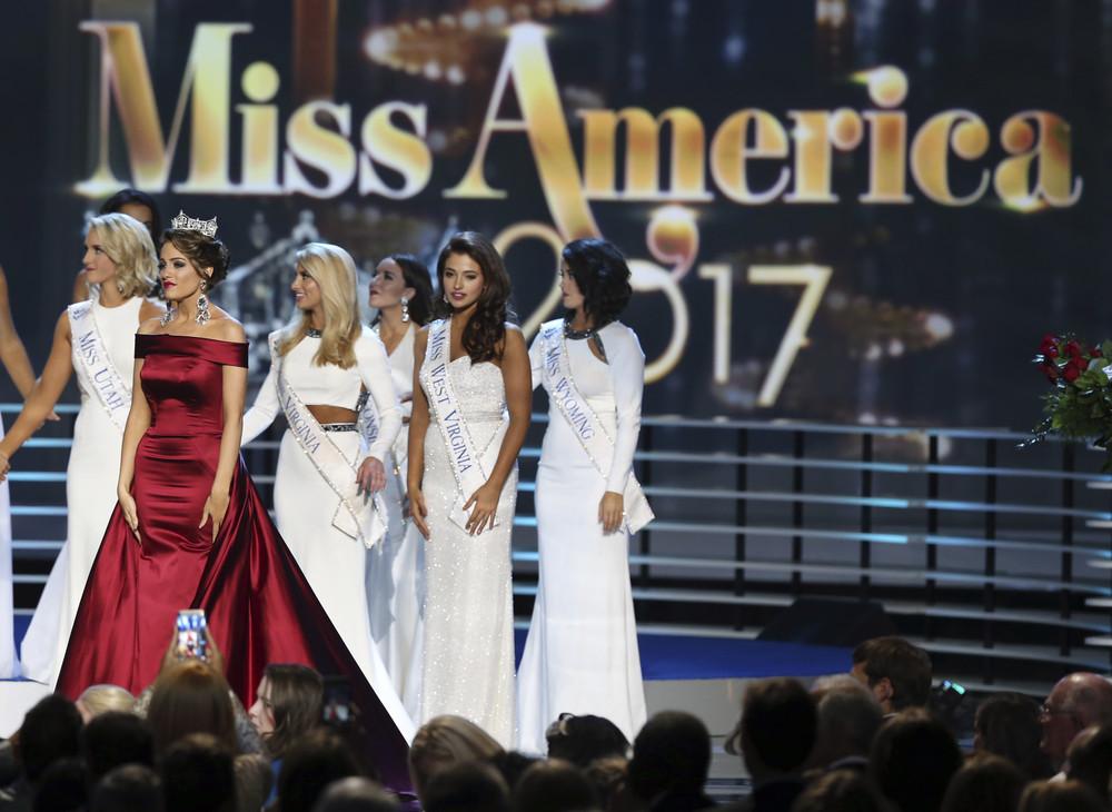 Мисс Америка-2017