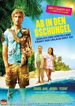Ab in den Dschungel (2016)