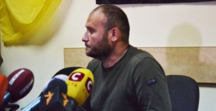 Дмитрий Ярош о событиях в Мукачево и систему (пресс-конференция)