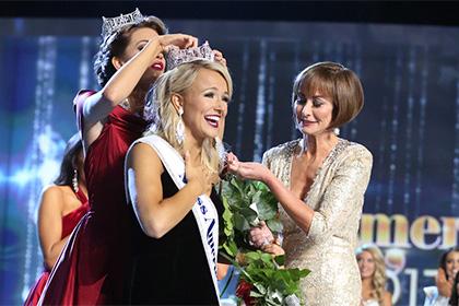 Объявлена «Мисс Америка» 2017