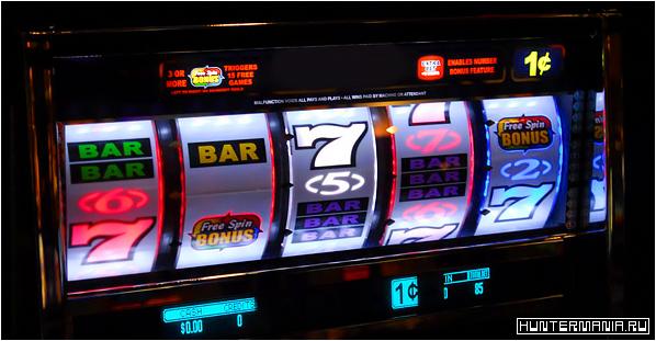 Игровые автоматы Делюкс и 3-Д