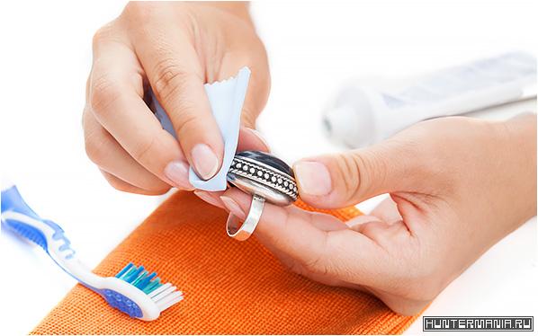 10 альтернативных способов использования зубной пасты в хозяйстве