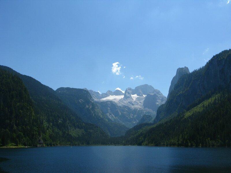 Озеро Гозау