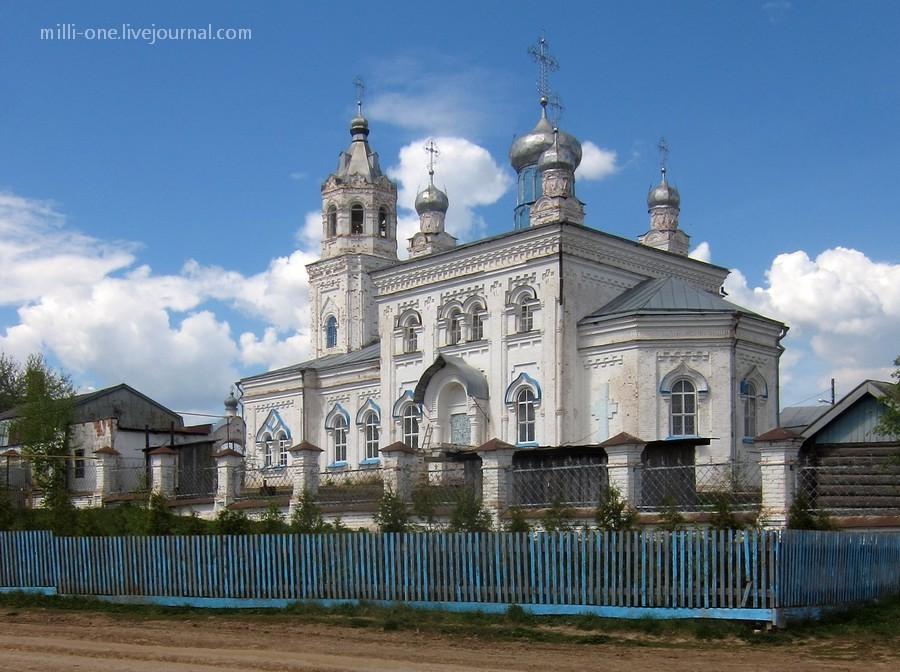 В Байгулово