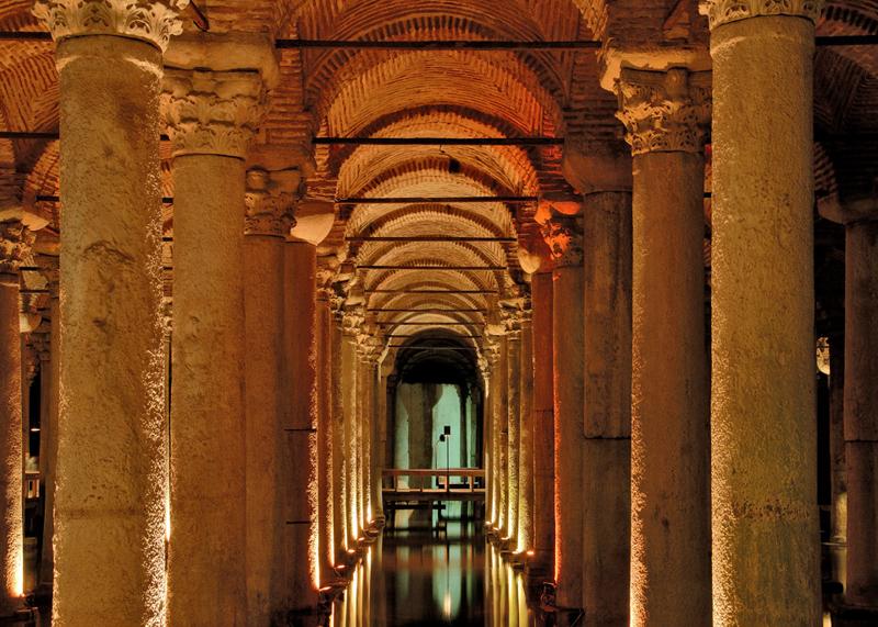 Цистерна Базилика (Турция)