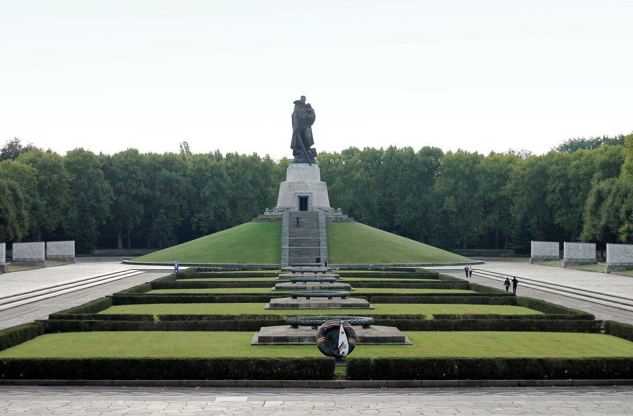 Берлин. Трептов парк (Treptower Park)