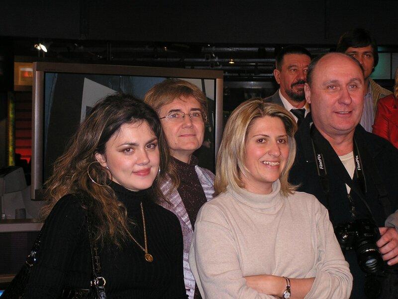 Стамбул. Журналисты
