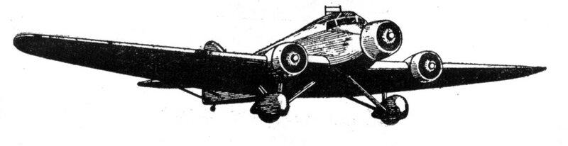 Силуэты итальянских самолетов (1939) 012