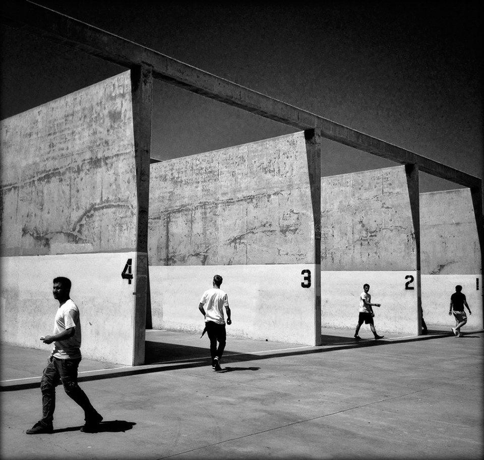 «Обратный отсчет», Дэвид Ингрем. Победитель в категории «Черно-белая фотография».