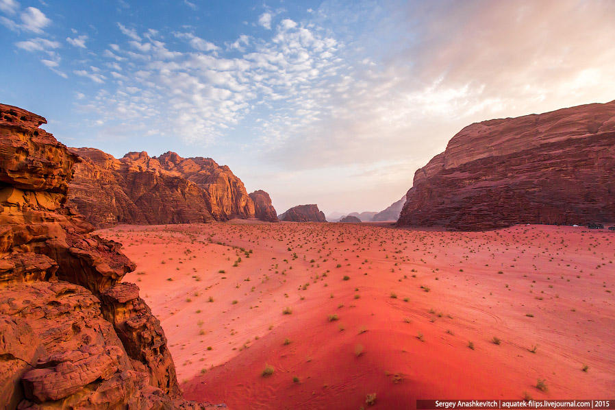 Там, где снимали «Марсианина». Одно из самых потрясающих мест на Земле (47 фото)