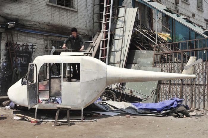 Изобретения китайских умельцев