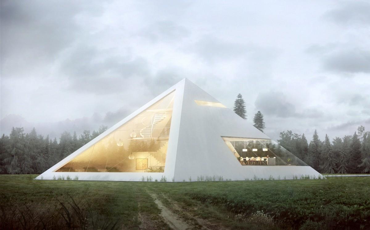 В рамках одной из конкурсных программ по архитектуре Хуан Карлос Рамос (Juan Carlos Ramos) представи
