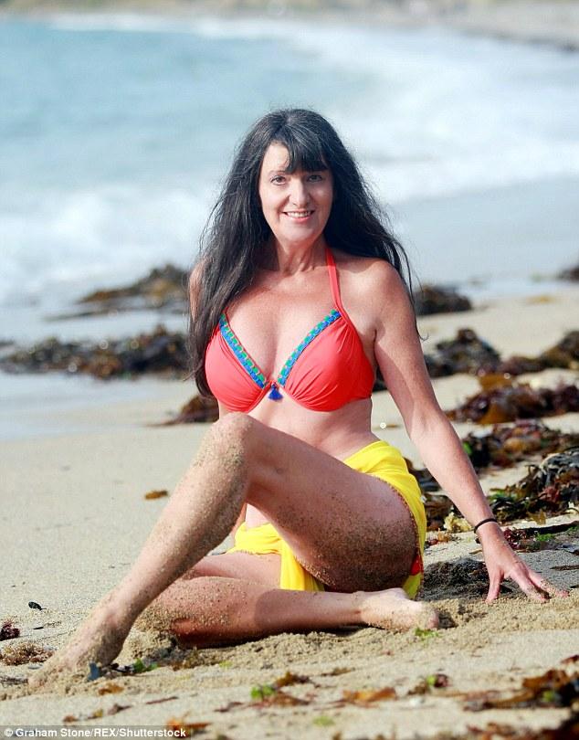 Сьюзи была моделью на протяжении третьего и четвертого десятка лет жизни, но в 40 с лишним лет она з
