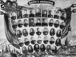Ленинградское Краснознамённое Военно-инженерное училище им. Жданова. 1950.