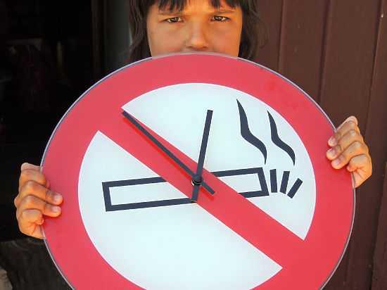 Подростки начинают курить, чтобы нетолстеть— мед. сотрудники