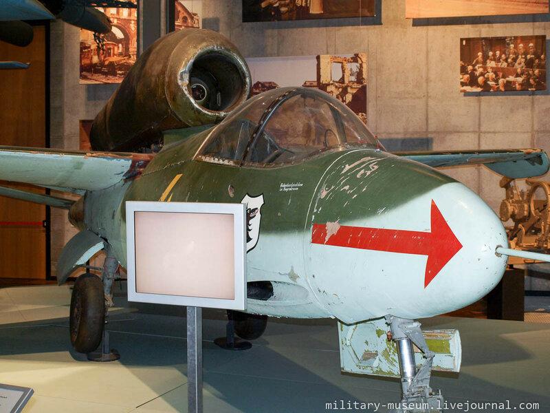 Немецкий технический музей в Берлине - авиация