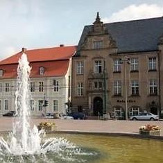 Германия, город Эберсвальде.