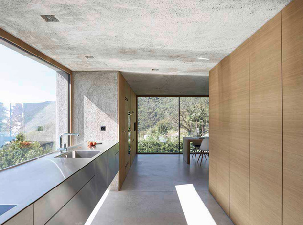 House in Brissago by Wespi de Meuron Romeo Architects