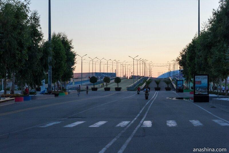 Олимпийские пешеходные мосты, Олимпийский парк, Сочи