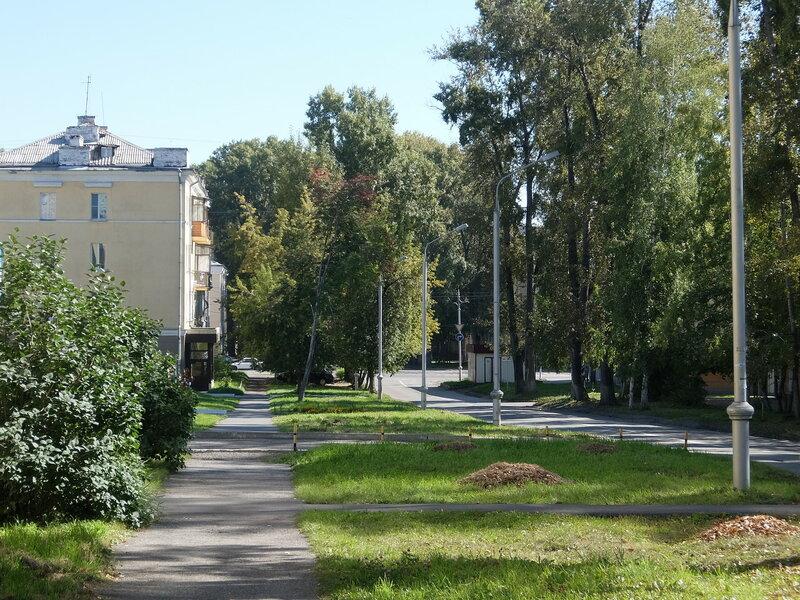 Улица Чекалина