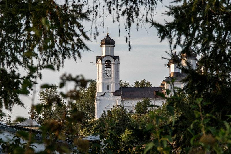 Преображенский мужской монастырь в Каменск-Уральском