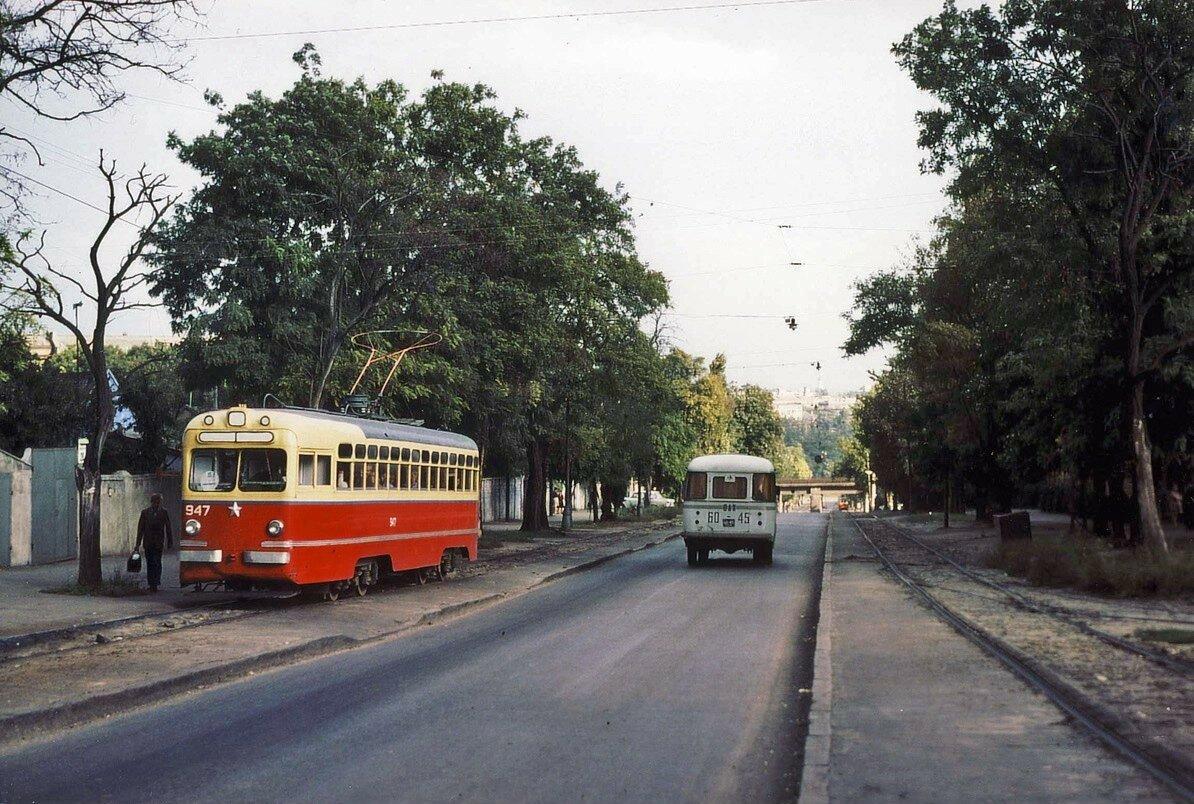 Улица Маловского