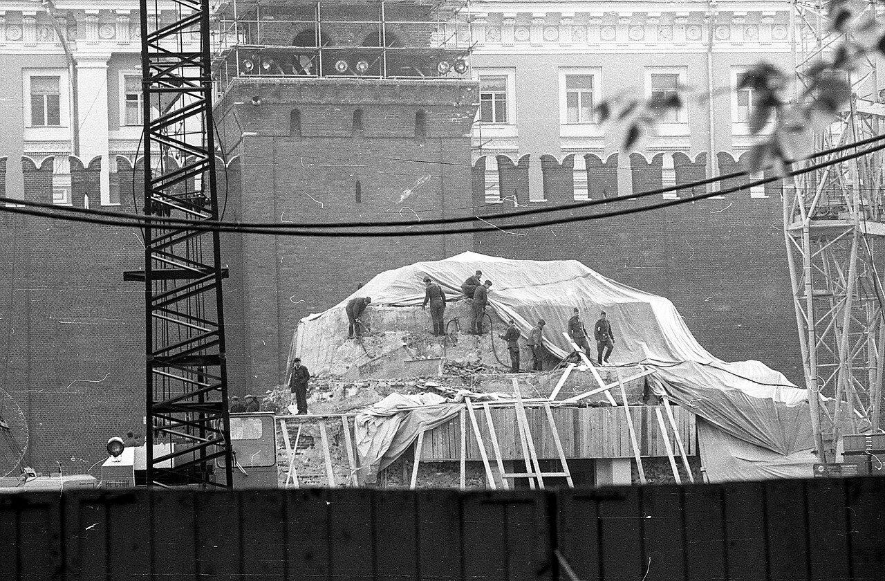 1974. Красная площадь.