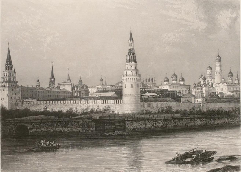 Россия. Москва. Кремль