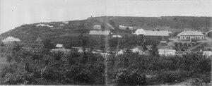 1905. Панорама поста Корсаков