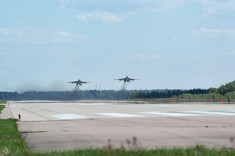 Су-25 ВКС России D803149a