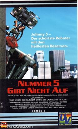 Nummer 5 gibt nicht auf (1988)