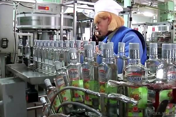 """Достижение """"молодой республики"""": В """"ЛНВ"""" потребление водки выросло в 6 раз"""