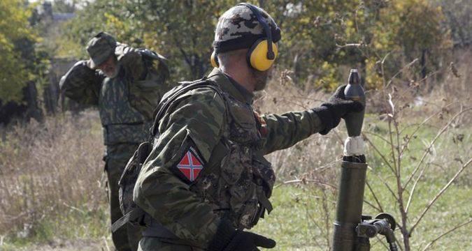 Вражеская ДРГ напала на наши позиции под Станицей Луганской - погибло два украинских воина, - пресс-центр штаба АТО